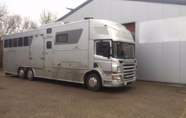 SCANIA P 380 AK COMPETITION