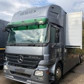 MERCEDES-BENZ ACTROS 2532 HTI COMPETITION 8