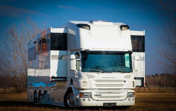 SCANIA P400 HTI LIMITED EDITION 5