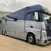 MERCEDES-BENZ ACTROS 2551 INTERHORSE