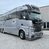MERCEDES-BENZ ACTROS 2551 JL HIGHLINE XXL